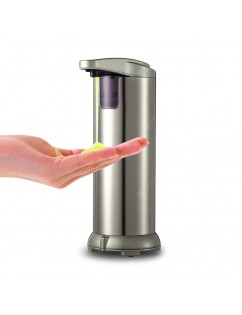 Smart Automatic Infrared Sensor Stainless Steel Liquid Soap Dispenser