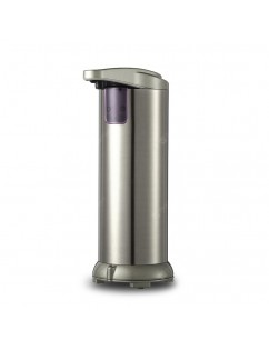 AD - 02C 280ml Shower Stainless Steel Sensor Touch-free Soap Shampoo Dispenser