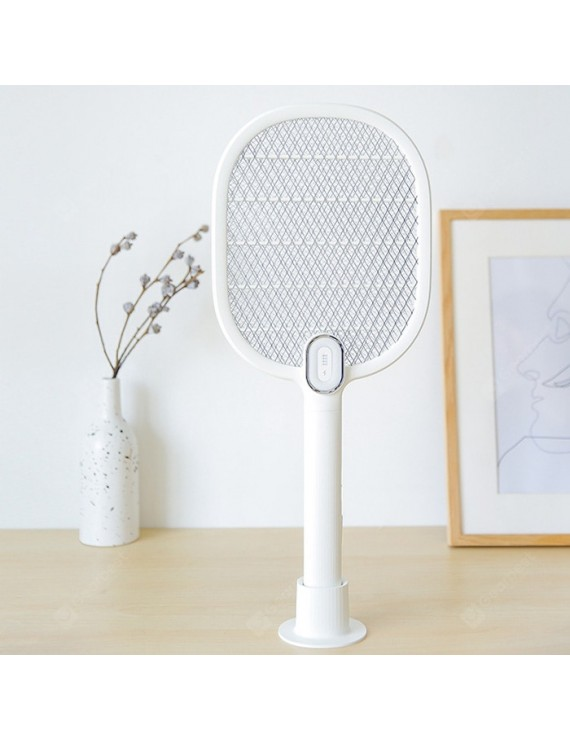 Hand-held Rechargeable Mosquito Swatter