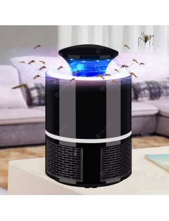 Electric Zapper Mosquito Insect Killer Pest Control LED Light Trap Lamp