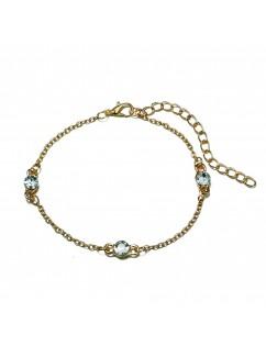 3pcs/set Gold Women Fashion Jewelry Cute Animal Bracelets Set Simple Circle Opening Bracelet